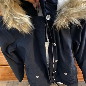 Hollister heritage collection jacket